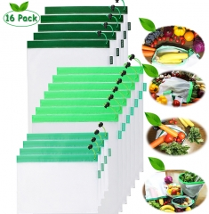 Reusable Produce Bags-Veg Fruite Storage Shopping Bag