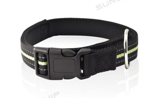 Dog polyester reflection collar